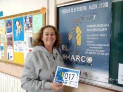 nuestra directora técnica Isabel González,ha estado con los alumnos de 2* de la ESO del IES Elcano