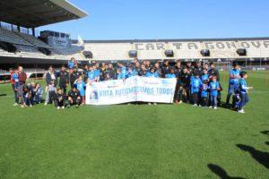 Autismo Somos Todos y FC Cartagena